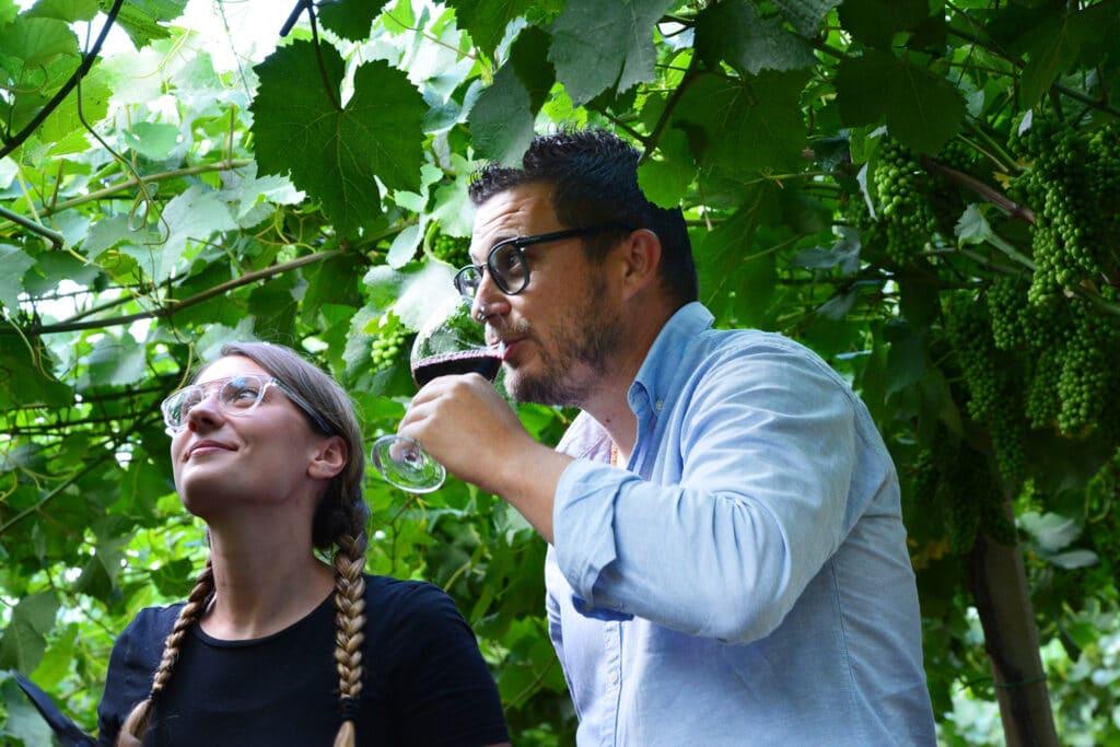 Roberto e Ludovica_fattoriaMartelli